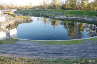 un lac où pulluleront les moustiques ?