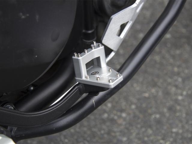 DualControl Brake System For The Kawasaki KLR 650 (2011