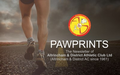 Pawprints – April 2019