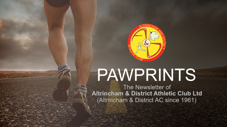 Pawprints – April 2018
