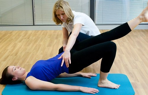 one to one Pilates