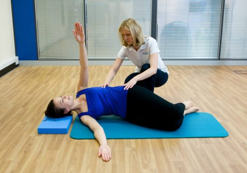 Meet Kaye McGowan our new Pilates Instructor
