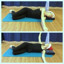 Fantastic Foam Rollers -Arm openings
