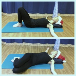 Fantastic Foam Rollers - Shoulder Bridge