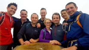 Sarah Lloyd 3 Peaks Challenge 1