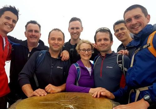 Sarah Lloyd National 3 Peaks Challenge