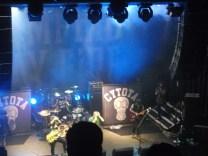 A photo of Cytota supporting Memphis May Fire at London's KOKO