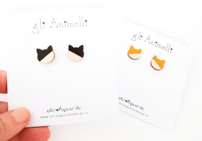 ANIMELLI earrings