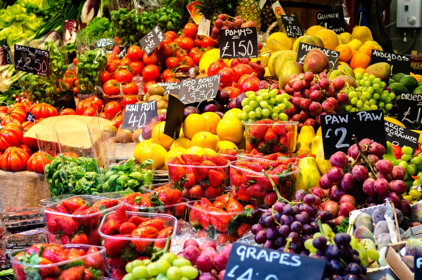 Air pollution – can changing your diet help?