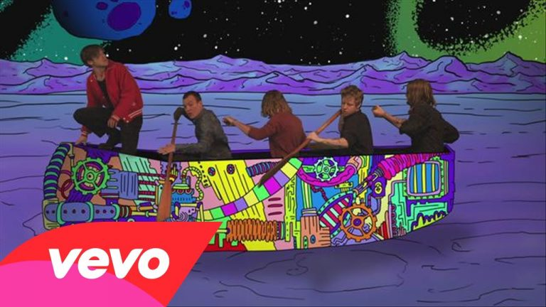 Cage The Elephant – Come A Little Closer