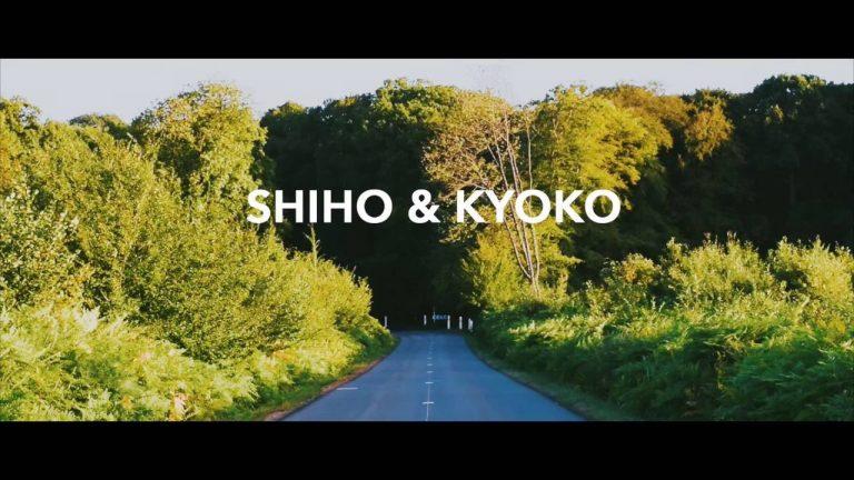 Les Gordon – Shiho & Kyoko