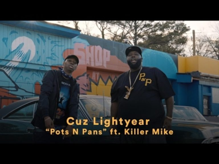 Cuz Lightyear – Pots N Pans feat. Killer Mike