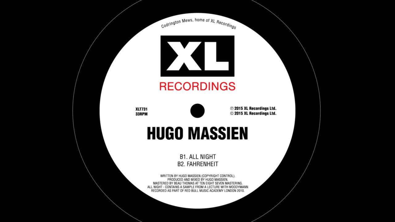 Hugo Massien – All Night