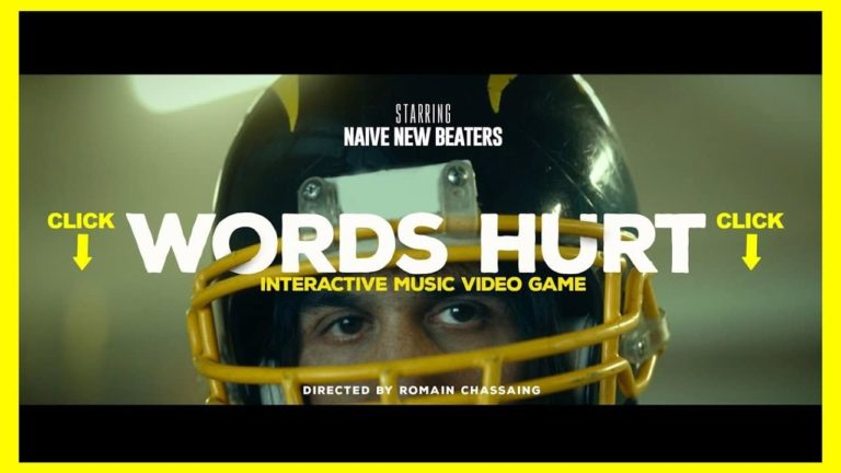 Naive New Beaters – Words Hurt