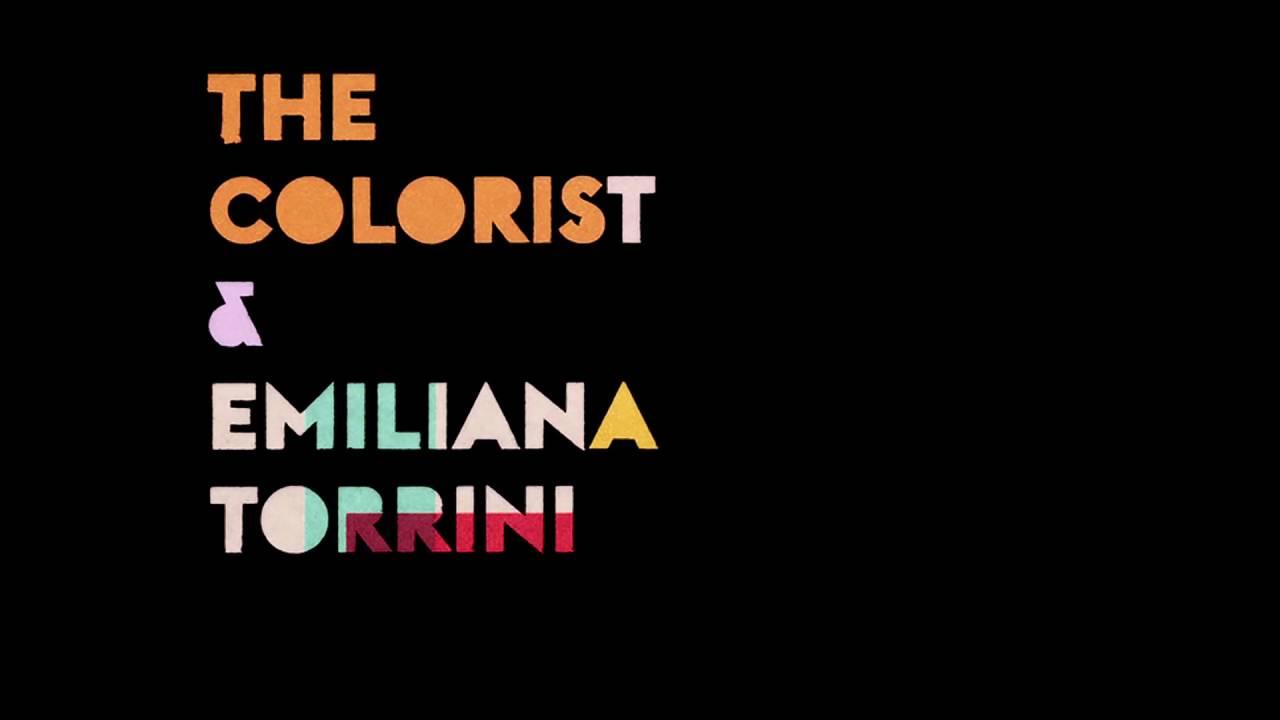 The Colorist & Emiliana Torrini – Speed Of Dark