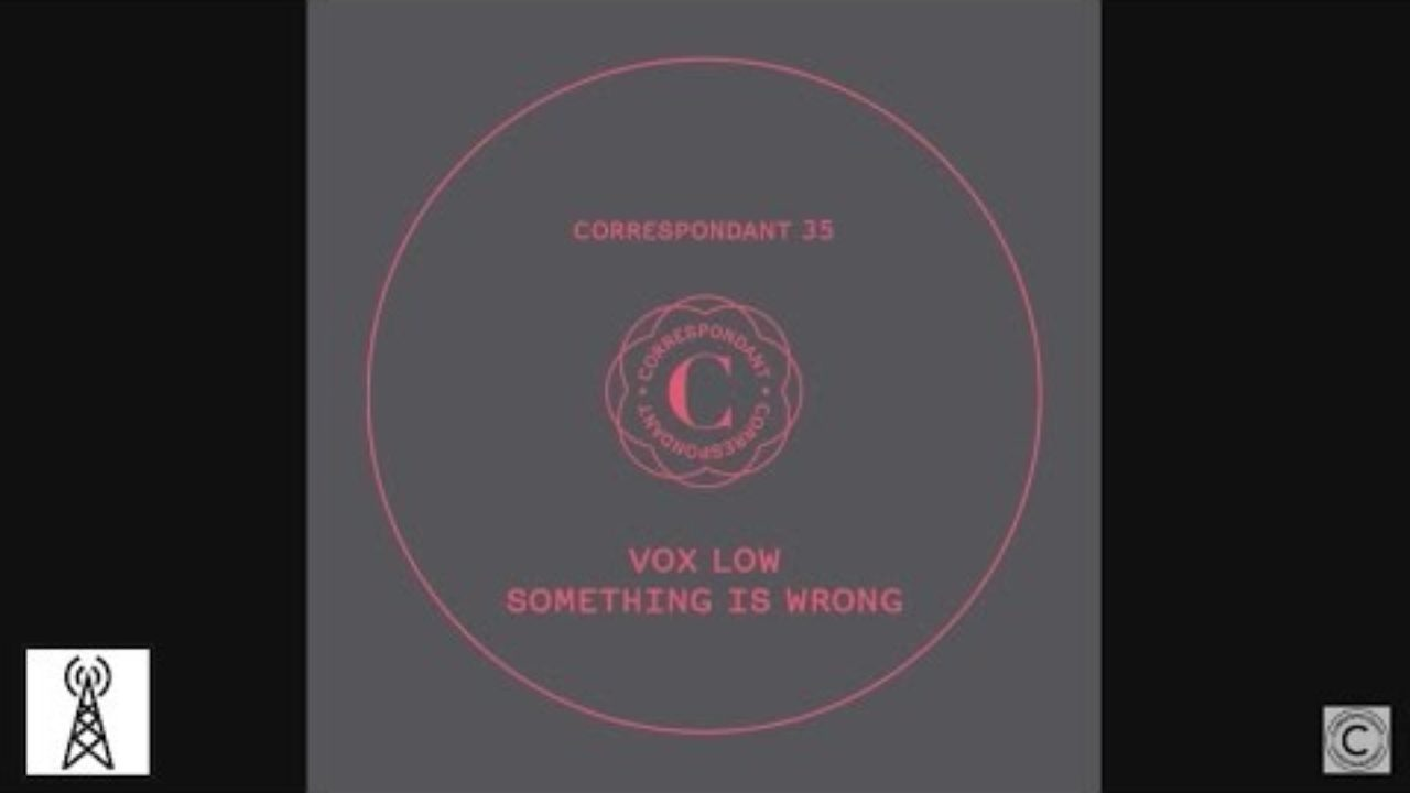 VoX LoW – Something is Wrong