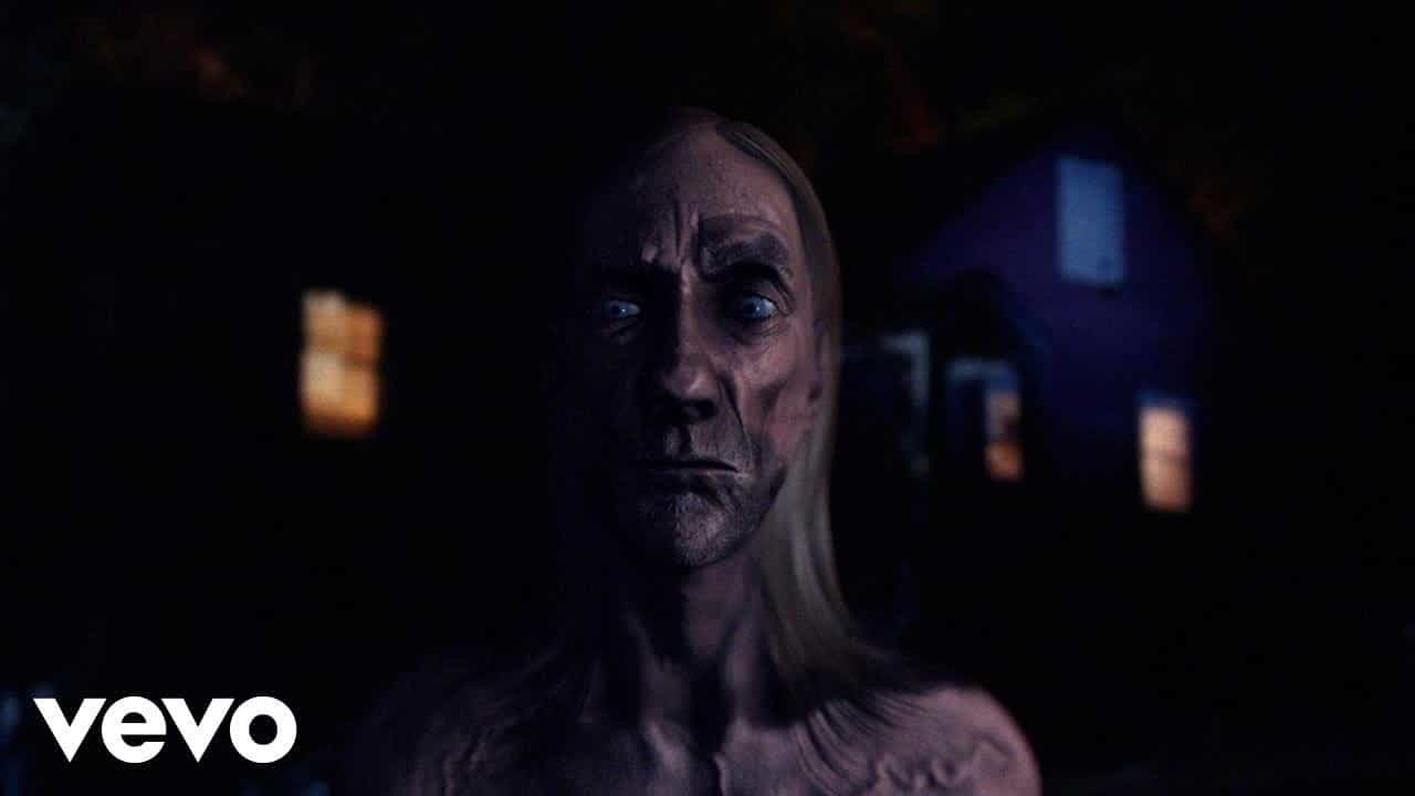 Oneohtrix Point Never – The Pure and the Damned (Featuring Iggy Pop)