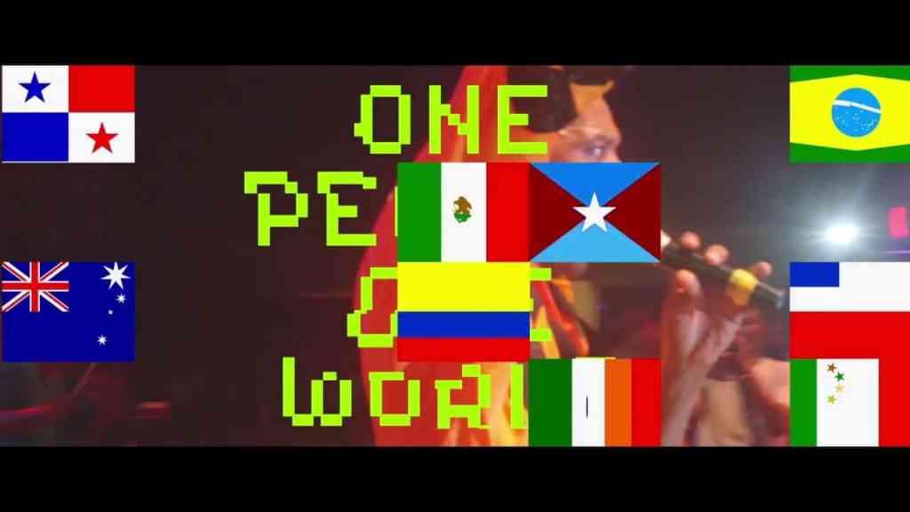 Femi Kuti – One People One World