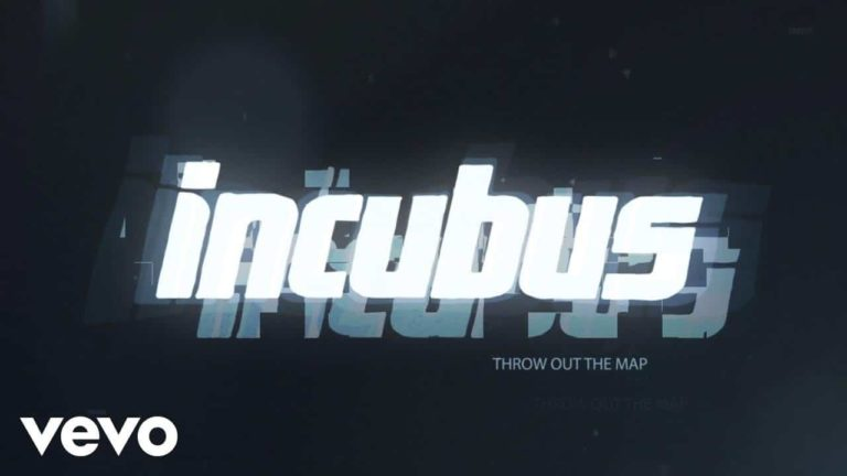 Incubus – Throw Out The Map