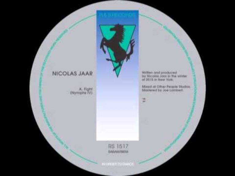 Nicolas Jaar – Fight