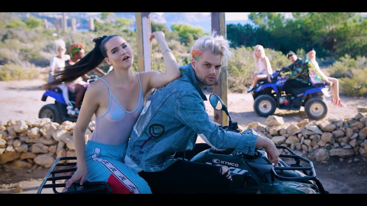 SOFI TUKKER – Best Friend feat. NERVO, The Knocks & Alisa Ueno