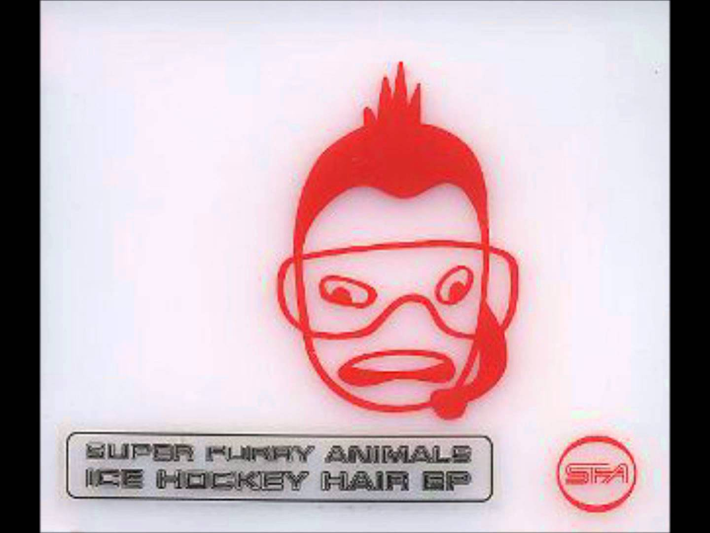 Super Furry Animals – Ice Hockey Hair