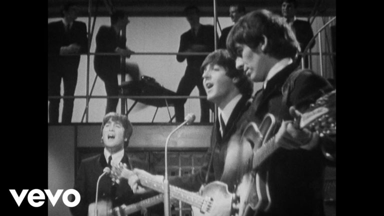 The Beatles – Can't Buy Me Love
