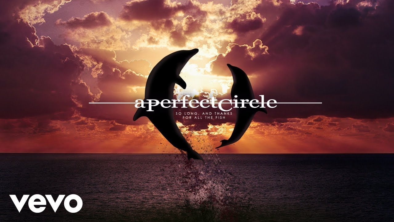 A Perfect Circle – So Long, And Thanks For All The Fish