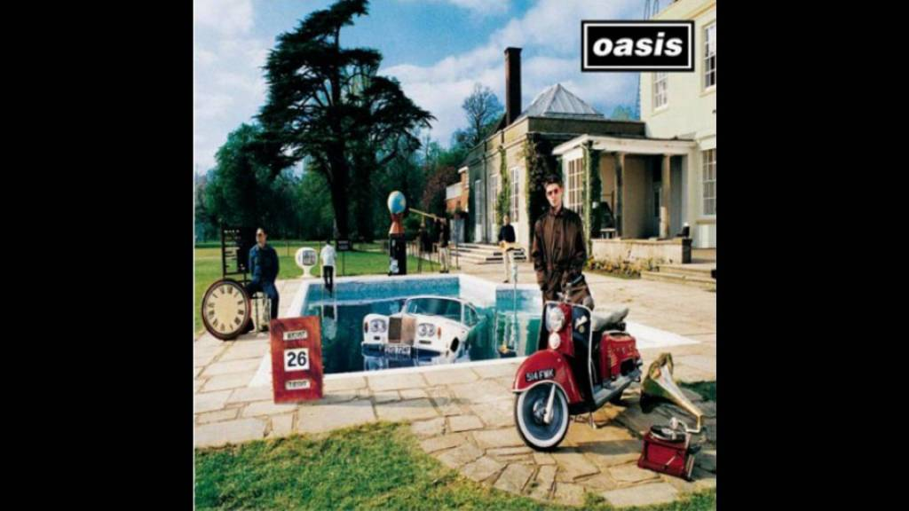 Oasis – The Girl In The Dirty Shirt