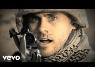 30 Seconds To Mars  –  This Is War