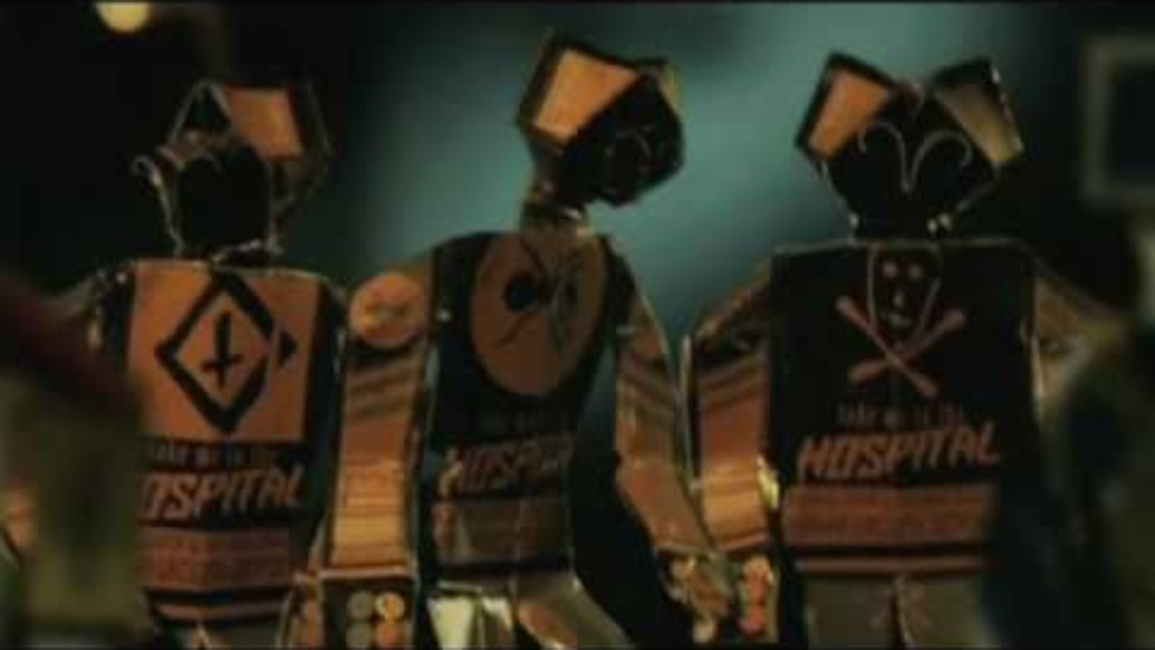 The Prodigy – Warrior's Dance