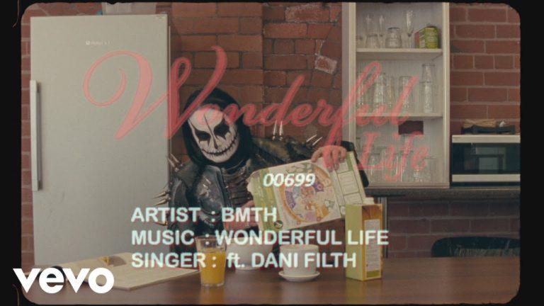 Bring Me The Horizon – wonderful life ft. Dani Filth