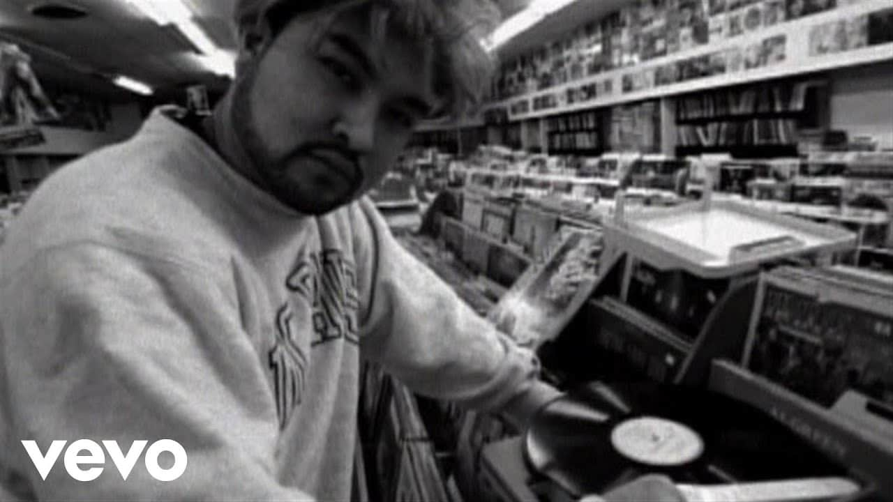 DJ Shadow – Midnight In A Perfect World