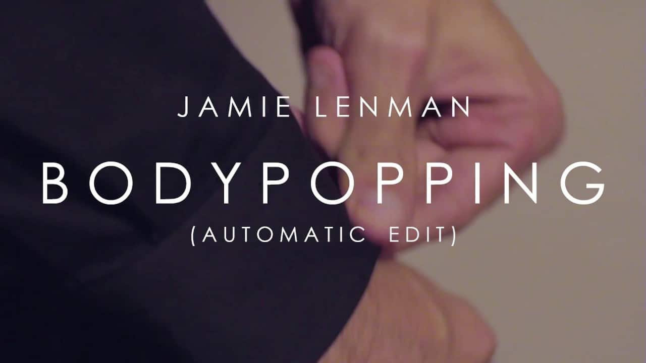 Jamie Lenman – Bodypopping (Automatic Edit)