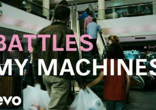 Battles – My Machines ft. Gary Numan