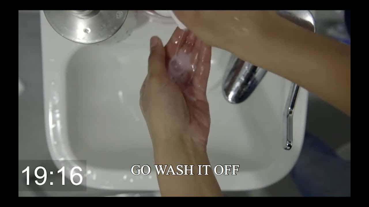 FOALS – Wash Off