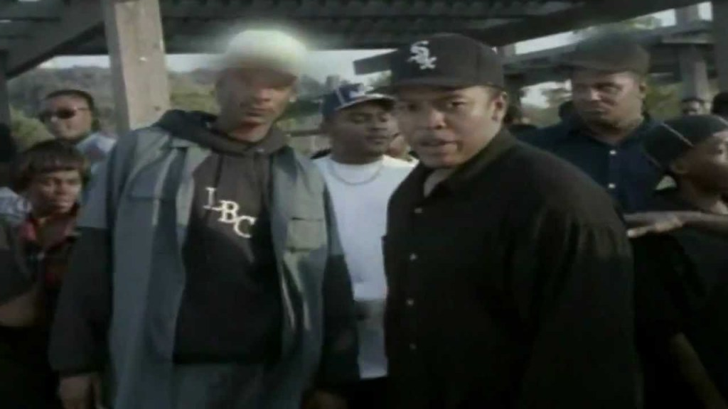 Dr Dre ft Snoop Doggy Dogg – Nuthin' But A G Thang