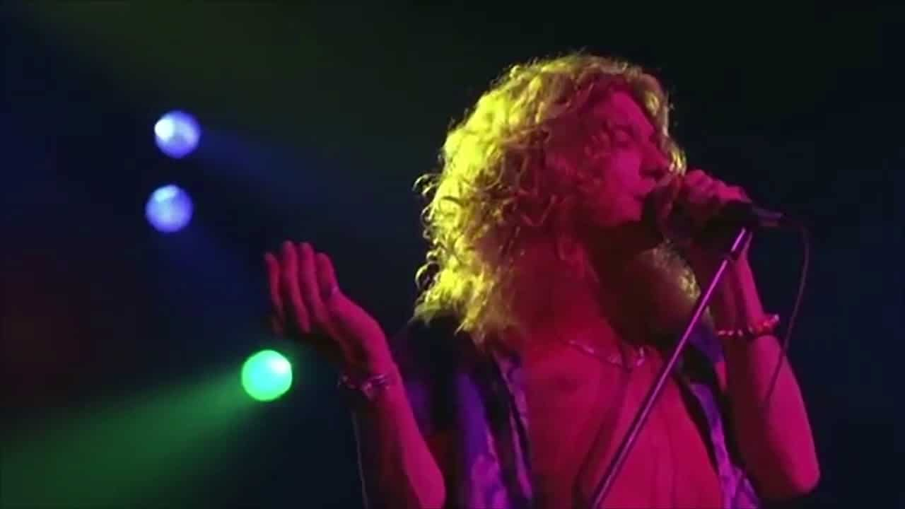Led Zeppelin – Stairway to Heaven (LIVE)