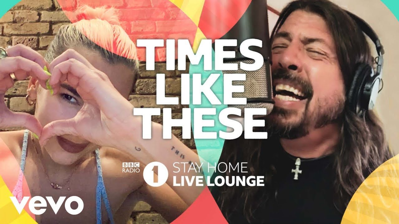 Live Lounge Allstars – Times Like These