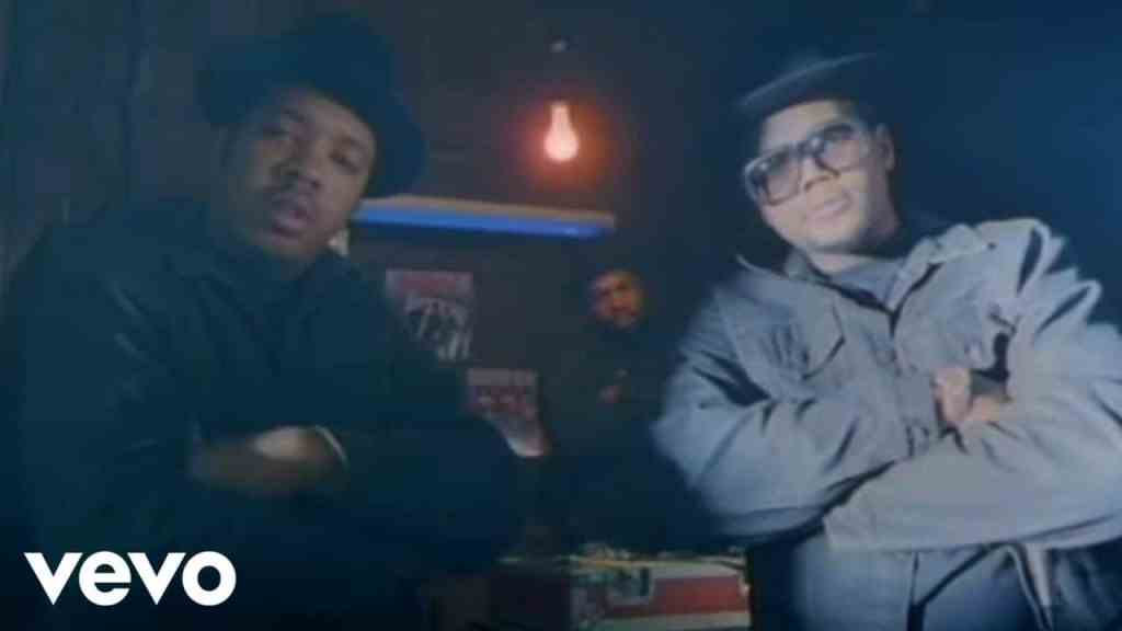 RUN DMC – Walk This Way ft. Aerosmith