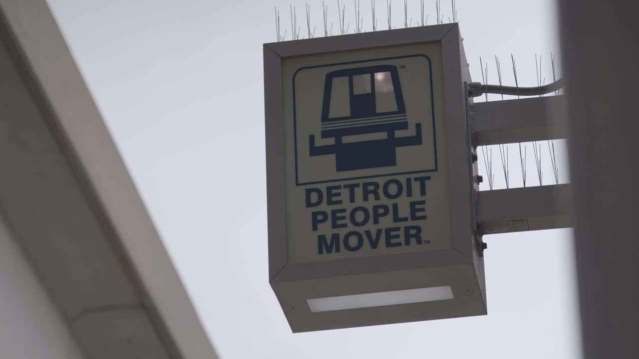 Squarepusher – Detroit People Mover