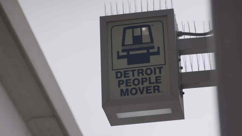 Squarepusher – Detroit People Mover