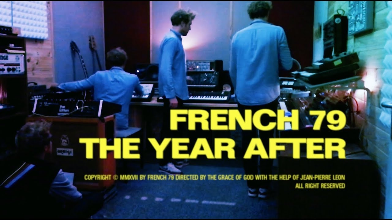 French 79 – The Year After
