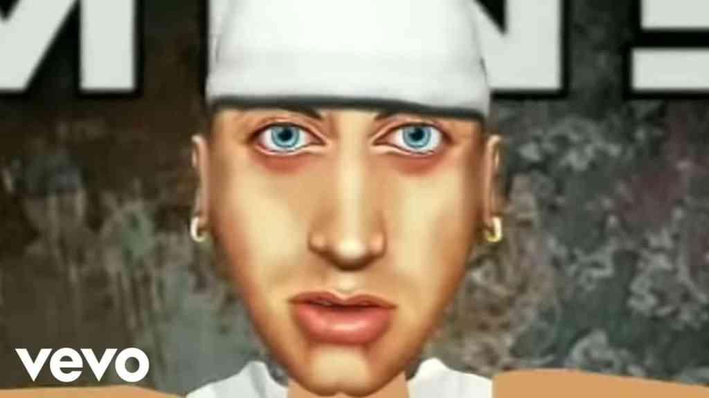 Eminem – White America