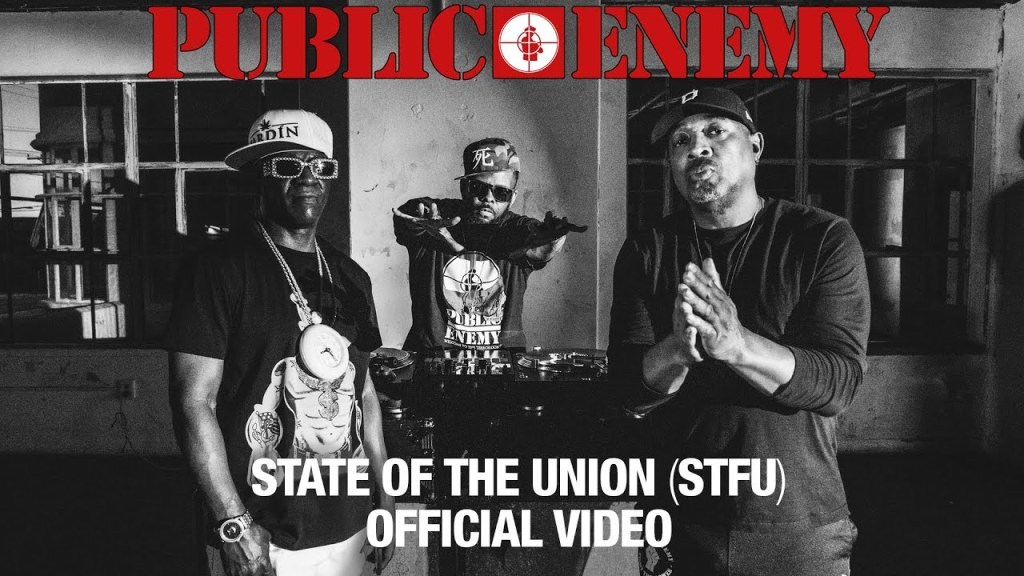 Public Enemy – State Of The Union (Featuring DJ Premier)
