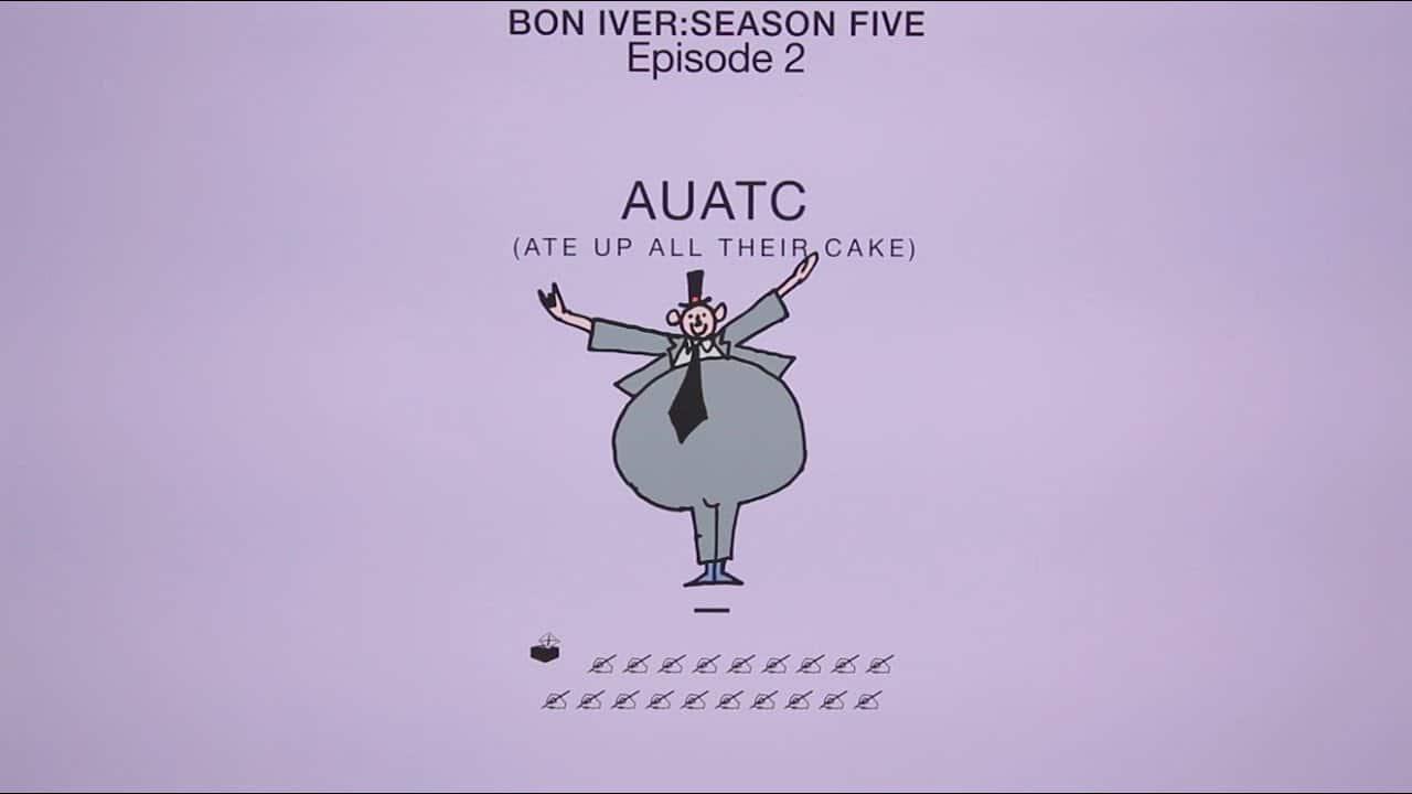 Bon Iver – AUATC