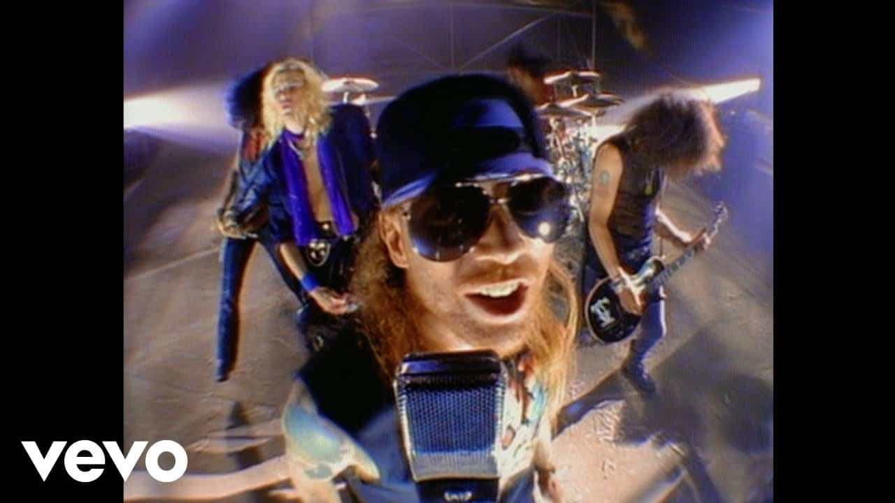 Guns N' Roses – Garden Of Eden