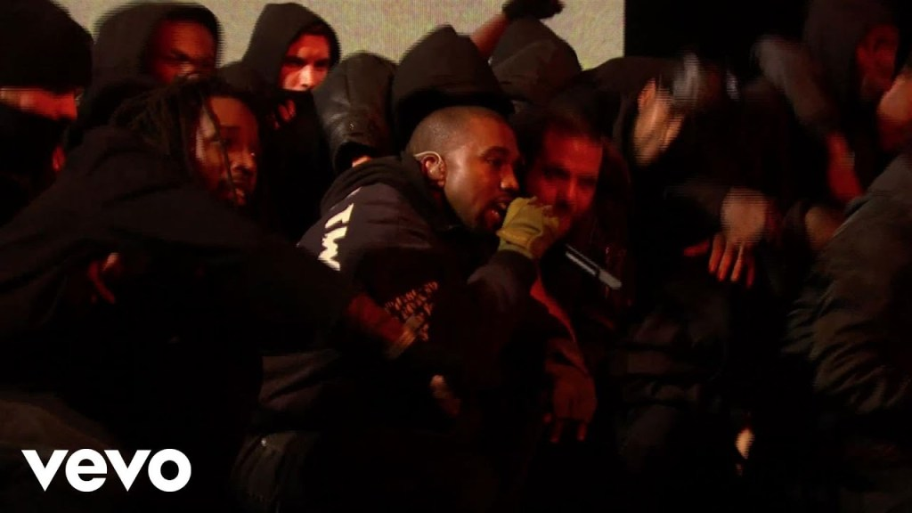 Kanye West – All Day