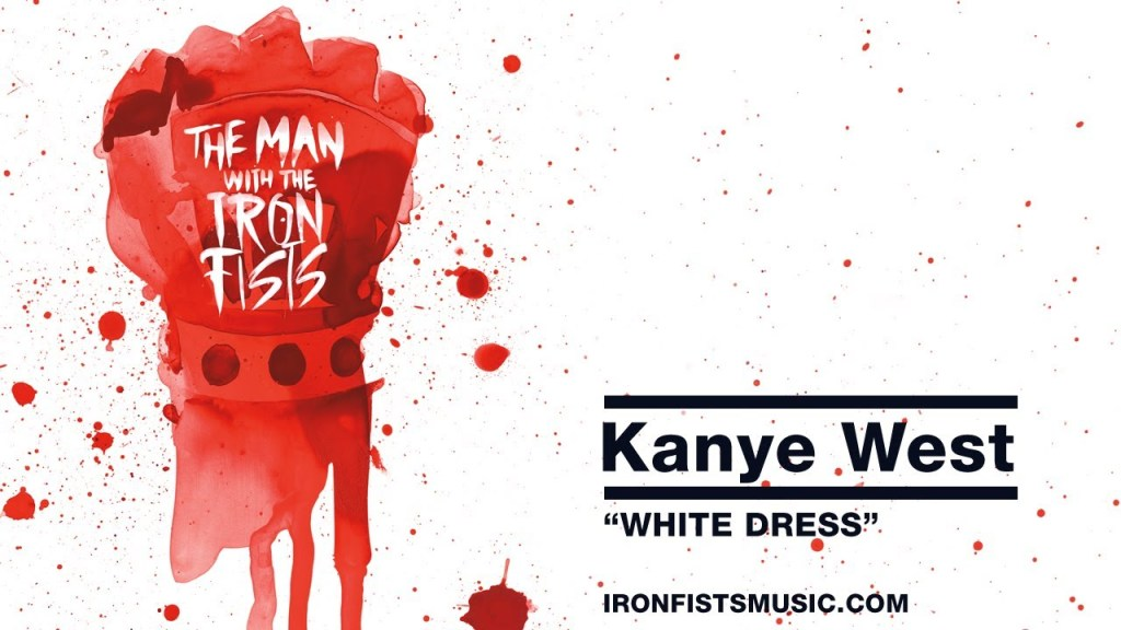 Kanye West – White Dress