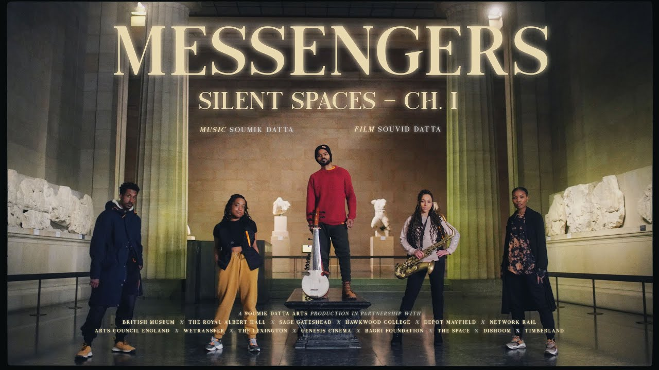 SILENT SPACES – Messengers (Episode 1/6)